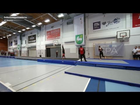 Rikstrean HT 2018 - damer 13+ pool 1