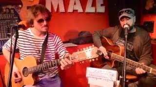 СТЕФАН ВЪЛДОБРЕВ И МИРОСЛАВ ИВАНОВ live @ club MAZE - 22.04.17г