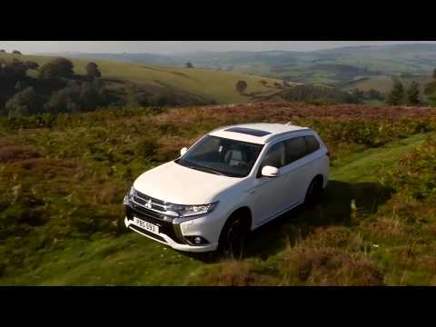 How To use the 4WD & S-AWC on your Mitsubishi Outlander Plug-in Hybrid (English)