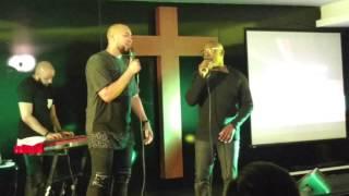Deus Cuida De Mim - Ton Carfi & Kleber Lucas - Igreja Batista Soul