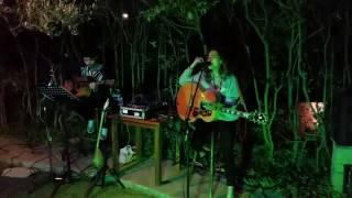 Joe Cocker - Unchain my heart (acoustic cover) - Christina & Giorgos