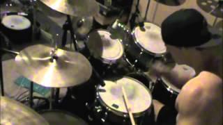 "Tupac - ""Lil Homies"" drum cover (beatmasterfil)"
