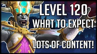 What To Expect At Level 120 In BFA | WoW Battle for Azeroth