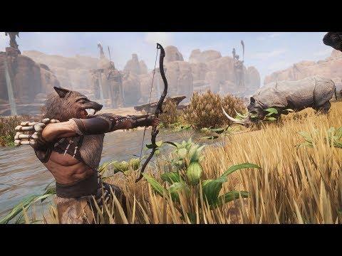 Conan Exiles - The Savage Frontier Trailer