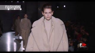 MAX MARA Fall 2019 Milan - Fashion Channel