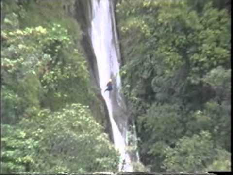 Outdoor Activities Canyoning