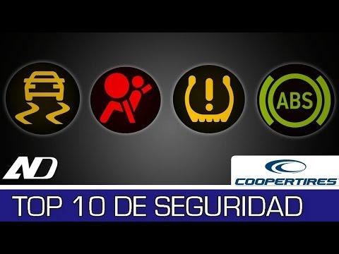 Top 10 tecnologías de seguridad en autos - Cooper Consejos