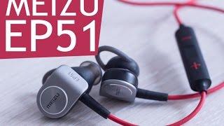 MEIZU EP51 – доступные Bluetooth наушники