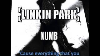 Linkin Park - Numb [Piano Karaoke Cover]