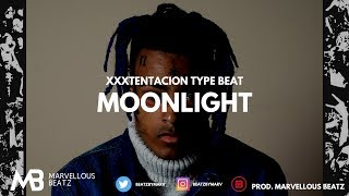 XXXTentacion Type Beat [2018] - Moonlight (Prod. Marvellous Beatz)