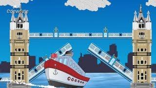 Edewcate english rhymes - London bridge is falling down