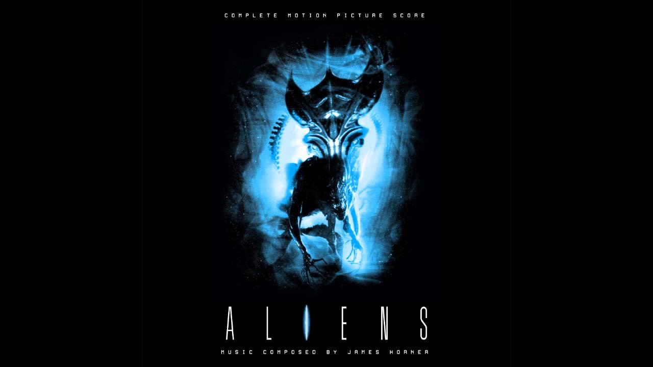17 - Bishop's Countdown - James Horner - Aliens