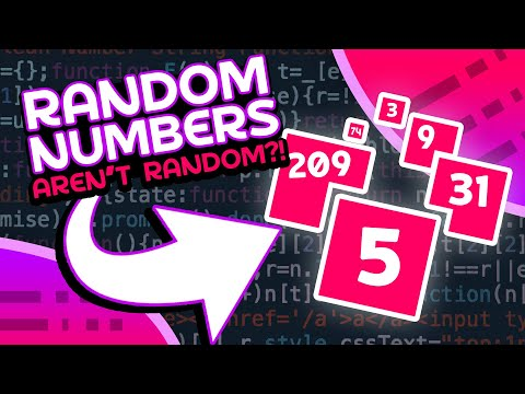 Why Random Numbers Aren't Random