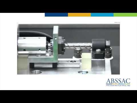 Abssac Precision Ballscrews 2013