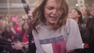 TOMMYNOW RockCircus | Fall 2017 London - Fashion Channel