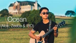 (Alok, Zeeba & IRO) Ocean - Rodrigo Yukio (Acoustic Guitar Cover)(TABS)
