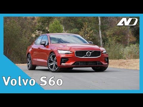 """Volvo S60 - ¿Un auto sueco mejor que un alemán"""". - Primer vistazo"""