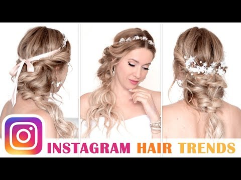 HOW TO STYLE  your hair as seen on INSTAGRAM: trends with accessories
