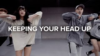 Keeping Your Head Up - Birdy (Don Diablo Remix) / Junsun Yoo Choreography ft.YooA of Oh My Girl