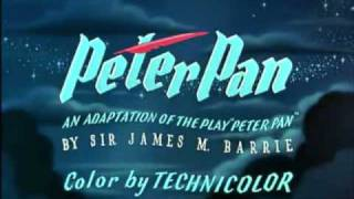 Peter Pan - Main Title Music (The Second Star to the Right)