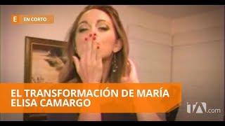 Así interpretó María Elisa Camargo a Patricia Teherán - En Corto