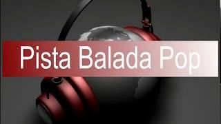 Pista Balada Pop