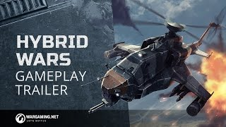 Hybrid Wars - Gameplay Trailer
