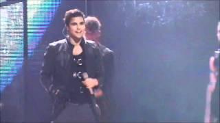 Sweden: 1st rehearsal Eurovision 2011 / Eric Saade - Popular