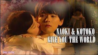 Itazura na kiss 2 (Naoki & Kotoko) - You're my wife, my whole world