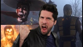 Mortal Kombat 11 - Reveal Trailer (My Thoughts)