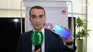 Huawei Y9s sur le marché le 7 décembre à 2999 DH