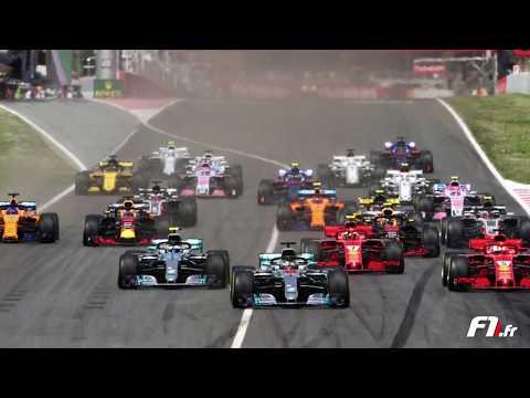 F1 - Débriefing du GP d'Espagne 2018 :  un verdict sans appel - F1i TV