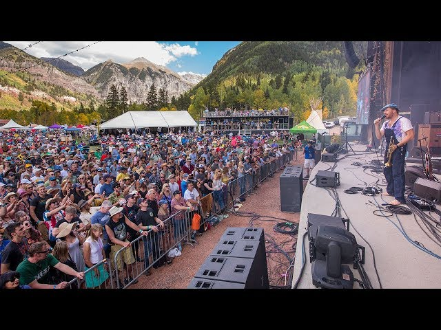 25th Annual Telluride Blues & Brews Festival - Highlights