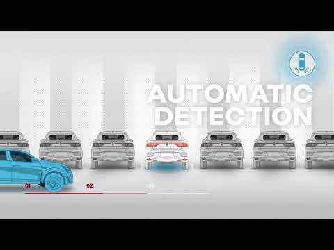 Renault Arkana - Fordonsdetektering