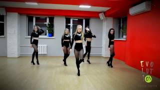 Strip Dance @ Evolution Dance Centre