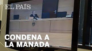 Los miembros de LA MANADA condenados a 9 años por ABUSO SEXUAL y no por VIOLACIÓN