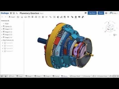 Onshape's Agile Design Platform – Enterprise grade CAD