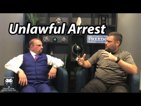 [Legal Discussion] Can I Resist Unlawful Arrest?