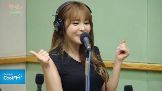 홍진영 '사랑의 배터리' 라이브 LIVE / 160620[박지윤의 가요광장]