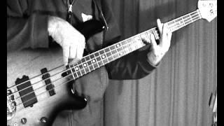 Them - Gloria - Bass Cover