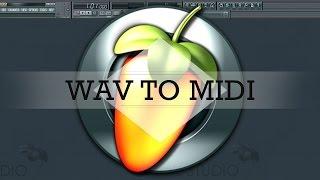 """FL Studio Tutorials"" ""Convert Audio to MIDI"" ""Edison Tips/Tricks 2/2"""