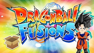 DRAGON BALL FUSIONS PACKAGE