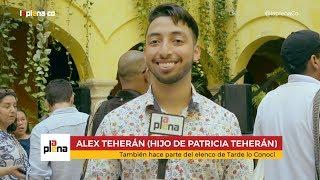 Tarde lo Conocí - Alex Teherán (Hijo de Patricia Teherán)