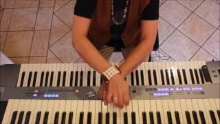 Toccata d-moll Johann Sebastian Bach Tyros 5