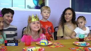 Gane su fiesta de cumpleaños en ZOOMERS
