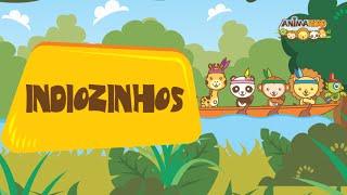 Canções Infantis - Animazoo - Indiozinhos