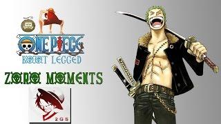 One Piece BootLegged Abridged Zoro Moments Episode 2