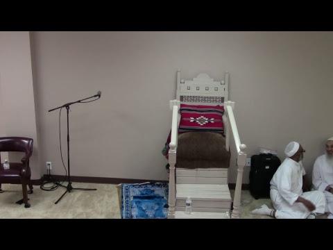 MIC Live Taraweeh - Reciter: Hamzah Elhabashy (Juz 25: Surah Fussilat Ayah 12 onwards)