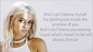 Bebe Rexha ~ Atmosphere ~ Lyrics