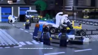 Lego City - Elite Police - Museum Break In Review 60008 & High Speed Chase 60007